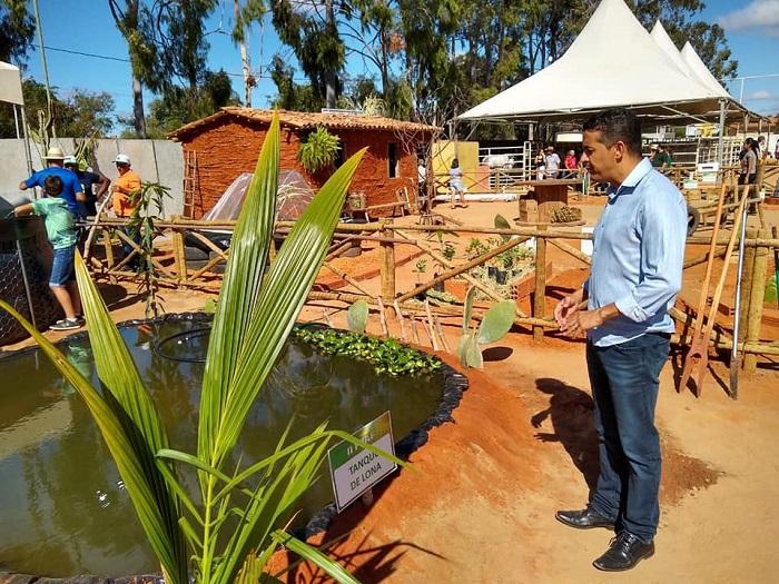 Governo de Guajeru participa da II Feira da Agricultura Familiar e Festival da Cultura Baiana