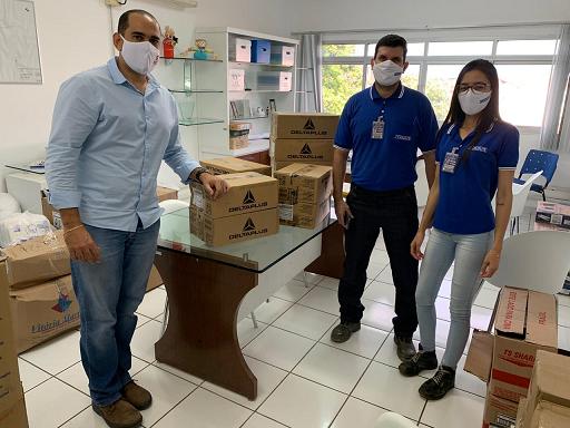 Brumado: Xilolite doa mil máscaras N95 para a Secretaria Municipal de Saúde