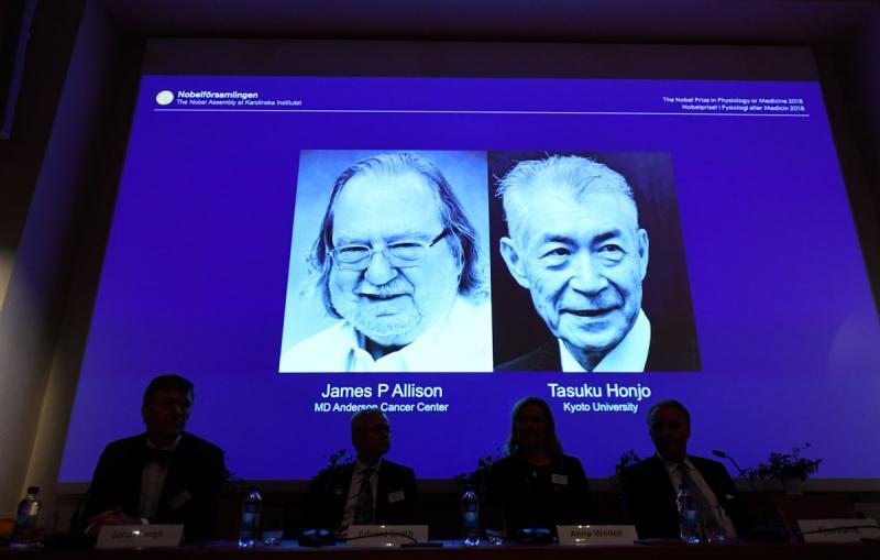 Terapia imune contra câncer leva Prêmio Nobel de Medicina