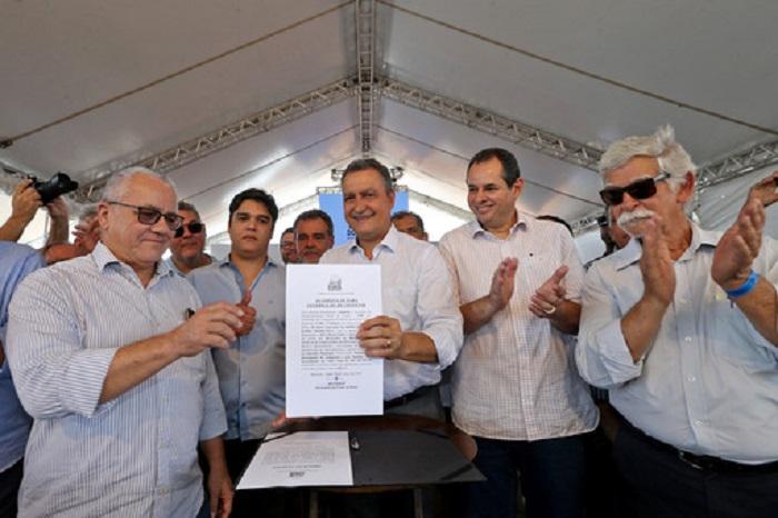 Brumado: Governador autoriza obras da Policlínica Regional de Saúde
