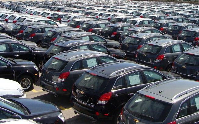 Venda de veículos sobe 12% nos primeiros quatro meses de 2019