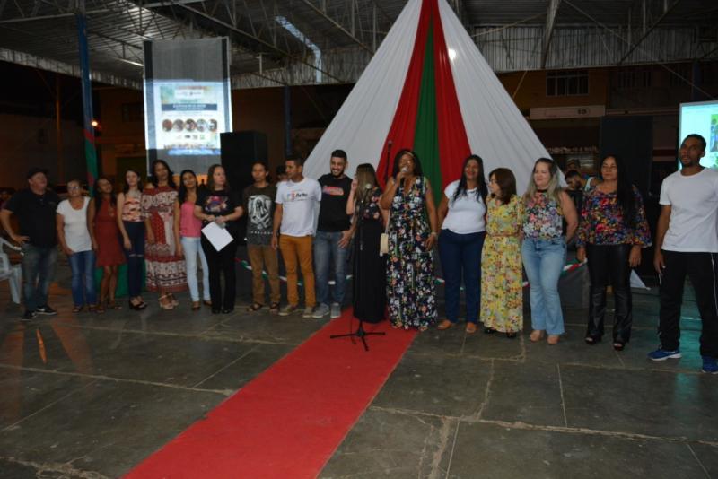 II Exposição de Artes do Social é realizada pela Prefeitura de Maetinga