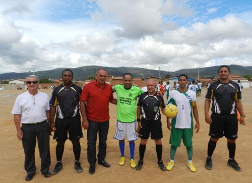 BRUMADO: Começou o Campeonato amador do Bairro São Félix