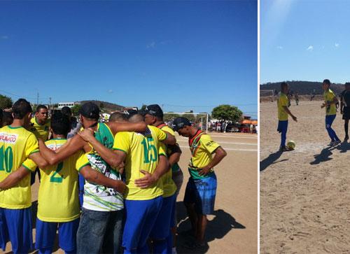 Boleiro confirma o favoritismo ao conquistar o Campeonato do Bairro São Félix