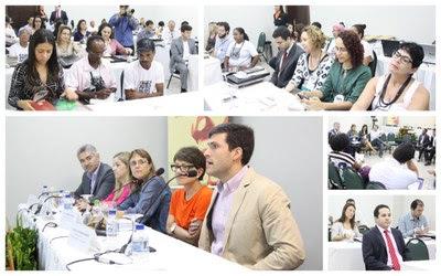 Encontro da 6º Câmara do MPF discute conflitos e estratégias de soluções para a questão Quilombola