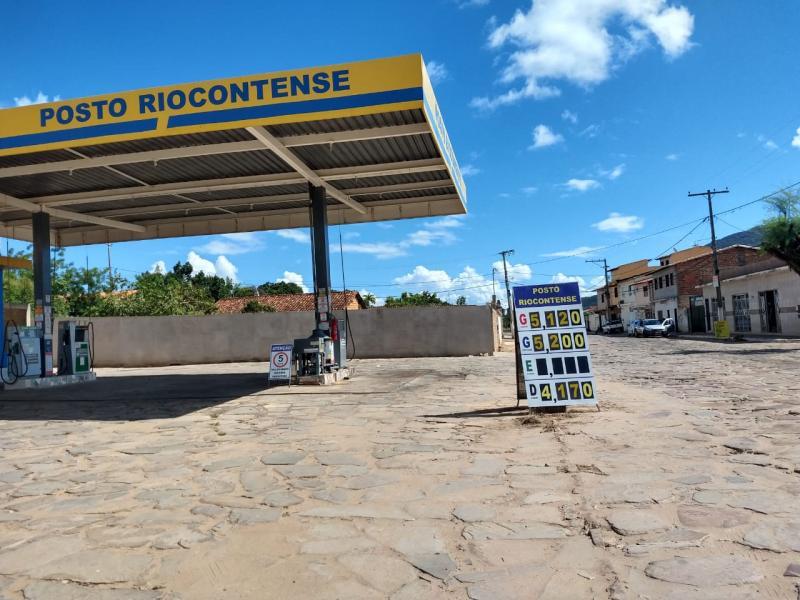 Chapada Diamantina: Gasolina em Rio de Contas chega a R$ 5,20 o litro e consumidores sentem peso no bolso