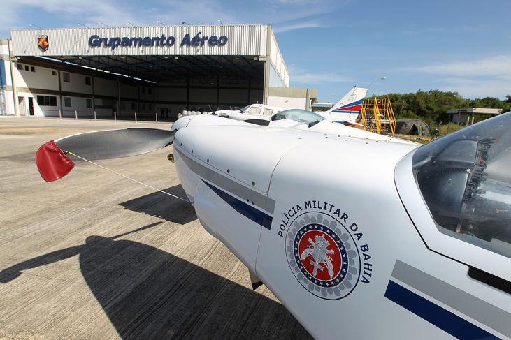 Graer completa 12 anos e mais de 500 vidas preservadas com suporte de aeronaves