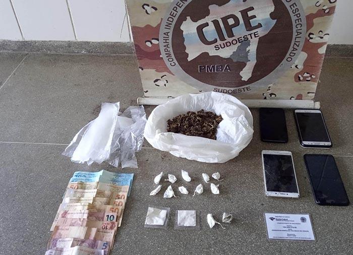 Indivíduo com mandado de prisão em aberto é preso em Guanambi pela Caesg