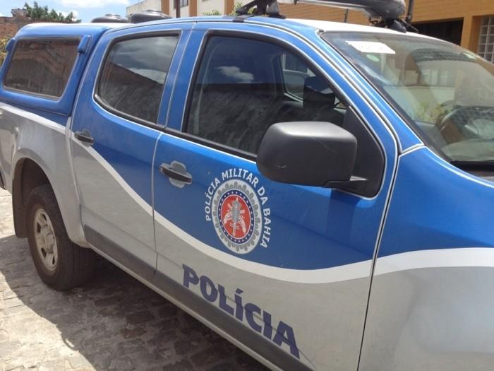 Brumado: Homem furta objetos e aparelho celular em loja e é preso em seguida pela polícia