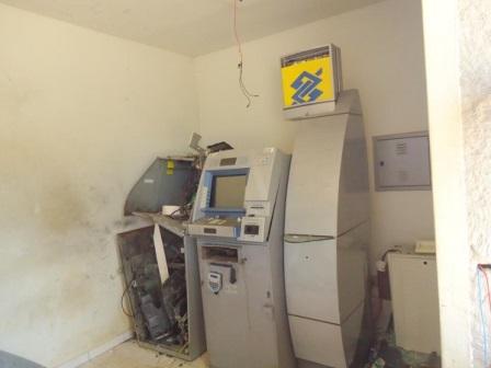 IBIPITANGA: Há quase 50 dias sem caixas eletrônicos.