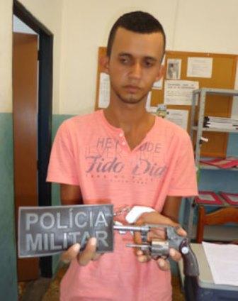 Policia Militar prende suspeito de assaltar Lotérica