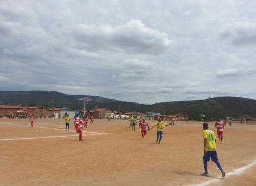 BRUMADO: Campeonato amador do bairro São Félix: fim de semana com goleadas