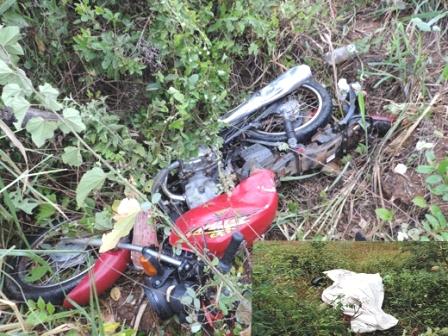 Acidente com vítima fatal na manhã desta segunda-feira (10), na BR 030