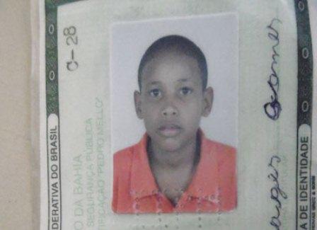 Jovem de 16 anos é executado com tiro de escopeta