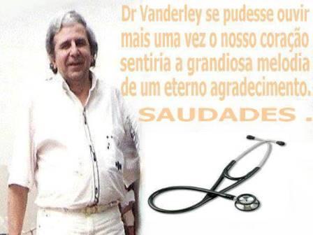 Dia de finados o Destaquebahia presta homenagem ao médico Dr. Vanderlei Antunes Santos