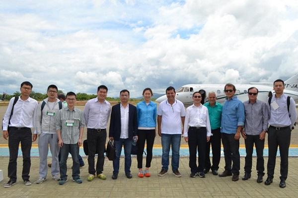 Empresários chineses visitam Guanambi visando a retomada das obras da FIOL