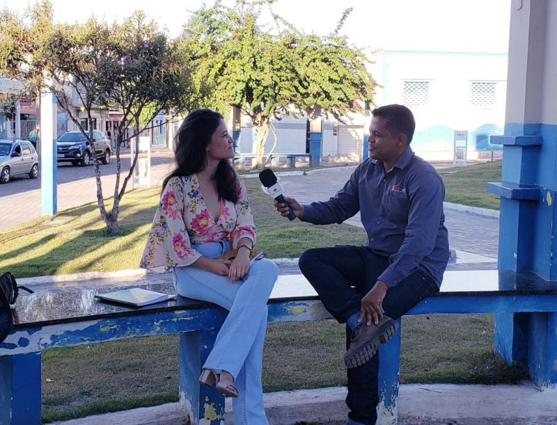 Jovem barraestivense alcança excelente nota no Enem e cursará Direito no Oeste Baiano; assista a entrevista