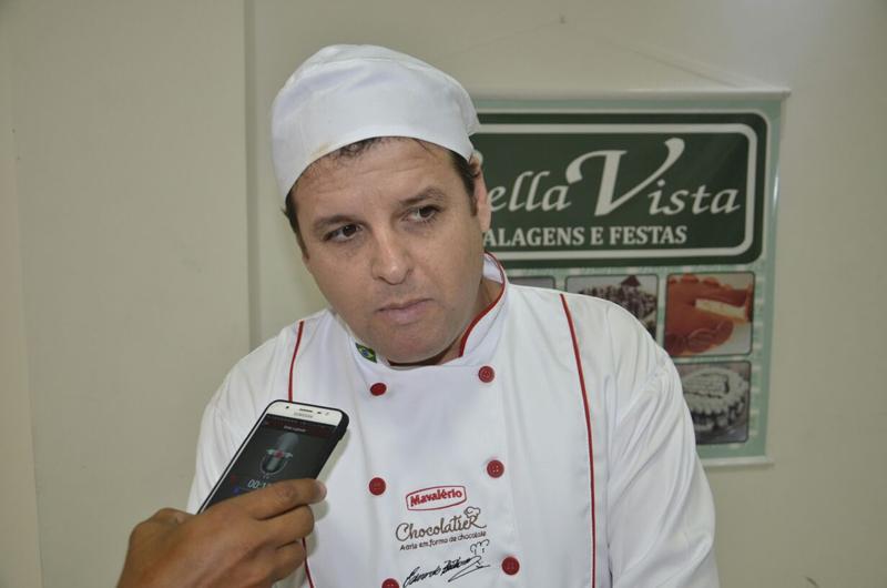 Sucesso: Dezenas de pessoas participaram do Curso promovido pela Bella Vista com o renomado Chef Eduardo Beltrame