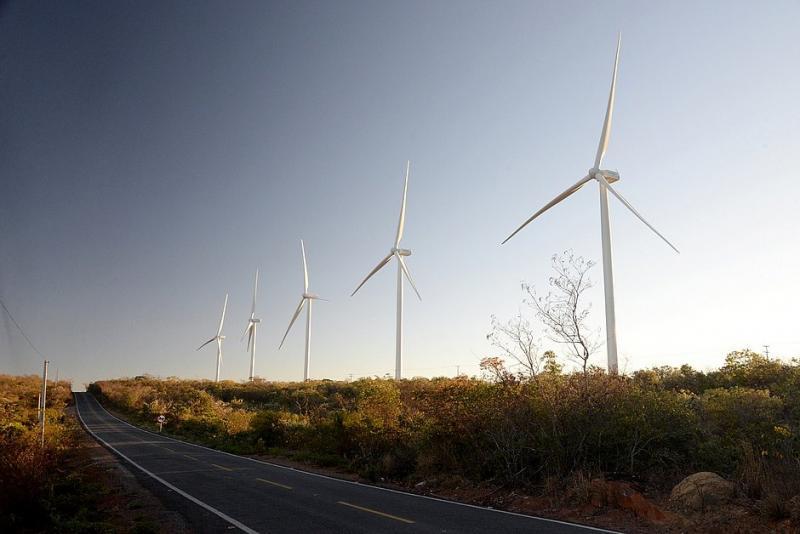 Bahia segue liderando geração de energia por fontes renováveis no país