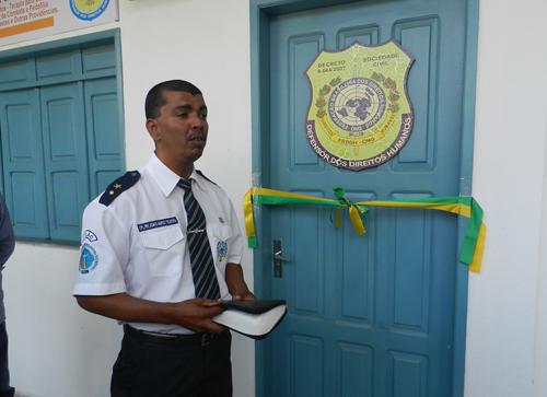 MELHOR COORDENADOR DO ANO DE 2013 Eleito pela Comissão Especial dos Direitos Humanos Atua em Brumado