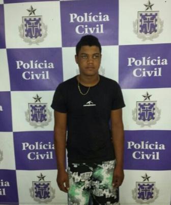 Ação conjunta das policias civil e militar resulta na prisão de ladrão de motos