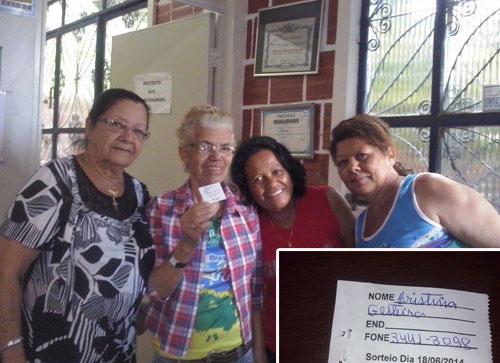Amigos realizaram campanha em prol de Maurício
