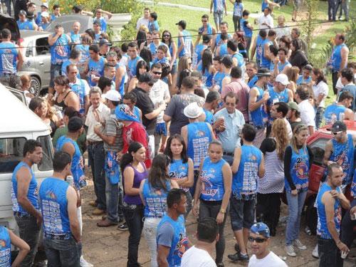 Maetinguenses que vivem em São Paulo se preparam para o Sampatinga