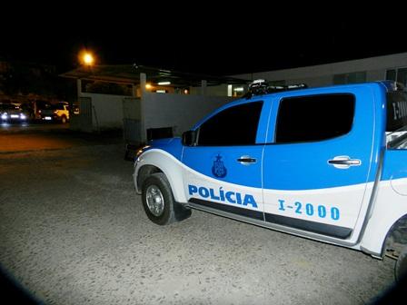Quatro baleados em motel dão entrada no HPMN na noite desta segunda