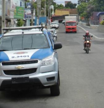 Motocicleta é furtada no centro da cidade