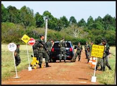 Tiro de Guerra realizará exercício de treinamento na Avenida João Paulo I
