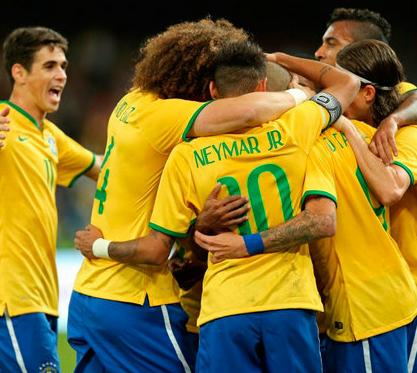 Brasil vence Argentina no Superclássico das Américas com gols de Diego Tardelli