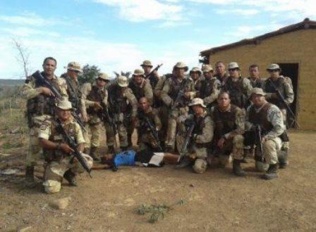 Líder de quadrilha que assaltou banco em Mucugê morre em confronto com PM