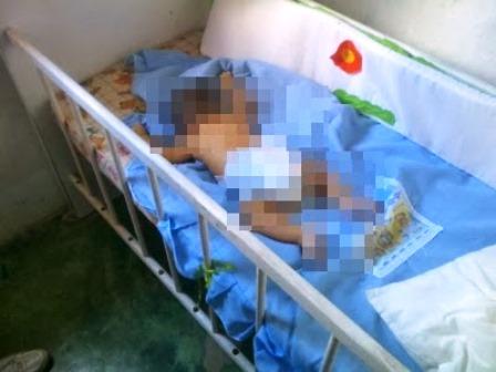 Itaju do Colônia: Bebê de quatro meses morre sufocado dentro do berço