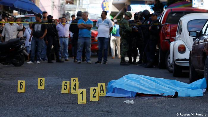 Venezuela teve salto na taxa de homicídios, mostra relatório da ONU