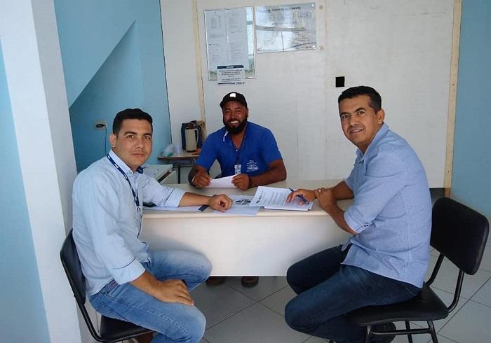 Abastecimento de água: prefeito de Guajeru solicita conclusão de extensão de redes nos bairros Novo Horizonte, Bela Vista, Jardim Paraíso e Soares