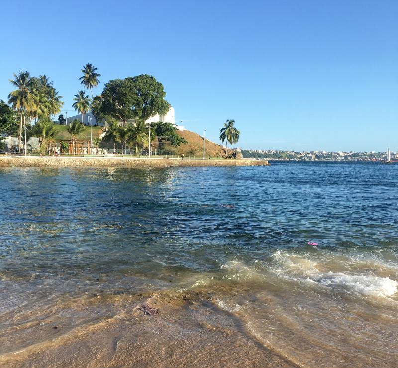 Bahia atraiu seis milhões de turistas neste Verão