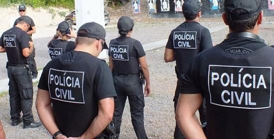 Saeb divulga convocação de candidatos para concurso da Polícia Civil