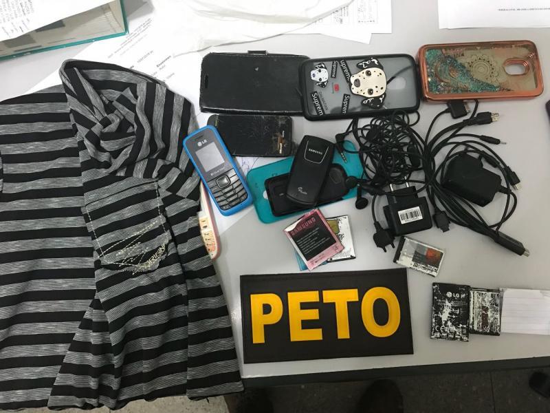 Brumado: Polícia recupera produtos roubados e apreende motocicleta usada em assalto