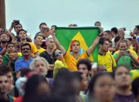 Brasil é o segundo time que os brasileiros mais torcem contra