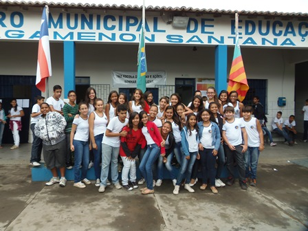 Após conquista do 2º melhor IDEB do município, escola CMEAS realiza com sucesso a II Gincana Multidisciplinar