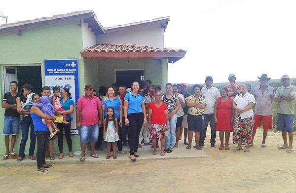 Secretaria de Saúde de Malhada de Pedras realiza Hiperdia na Comunidade de Tabuleirinho