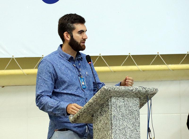 Representante da Valec usa tribuna da Câmara de Brumado e fala sobre polêmica na contratação para das obras da FIOL
