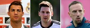 Bola de Ouro: CR7 pode dar fim ao reinado de Messi e repetir feito de R10