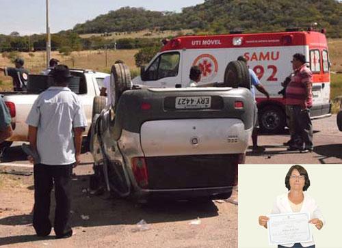 Malhada: Vereadora morre após cinco dias de internamento