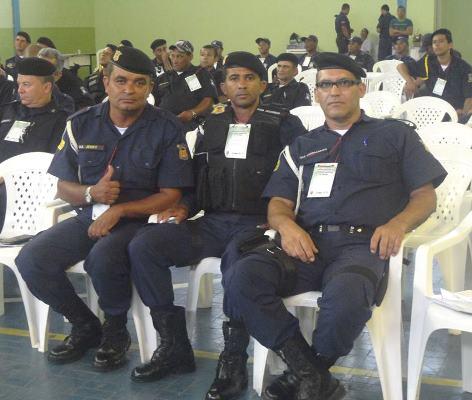 Itagibá: Guardas municipais brumadenses participaram de Fórum sobre Segurança Pública da Guarda Municipal