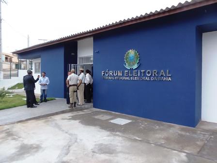 Fórum Eleitoral é inaugurado