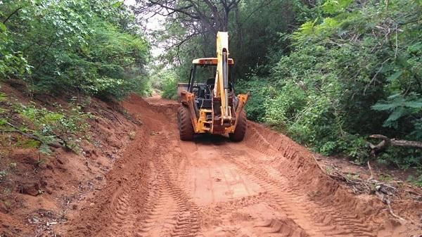 Prefeito Gil Rocha realiza obras de infraestrutura em Guajeru