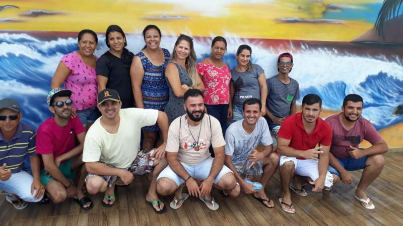 Prefeitura de Malhada de Pedras proporciona dia de lazer para crianças e adolescentes do CRAS