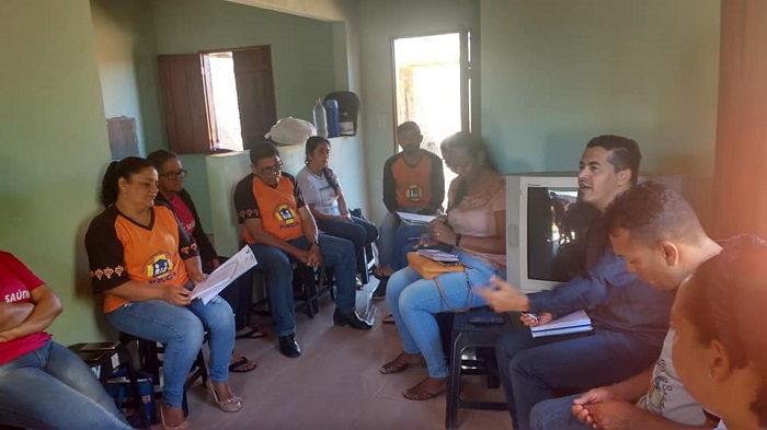 Guajeru: Gil Rocha tem avaliação positiva na área da saúde, dos ACS do município