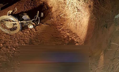 Acidente de moto deixa uma vítima fatal em Ituaçu